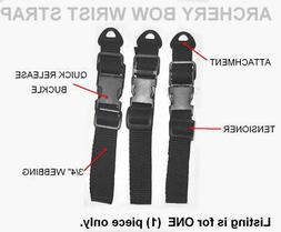 N E W   WRIST STRAP for Compound Bow for safe and secure sho