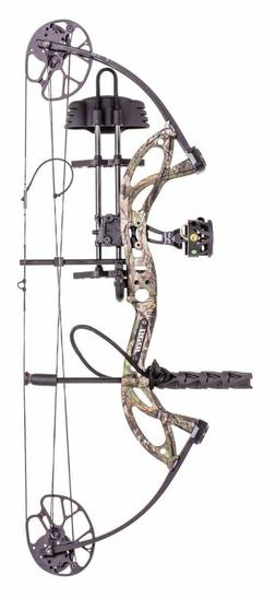 New Bear Cruzer G2 Bow 10-55 LB Complete Ready To Hunt Right