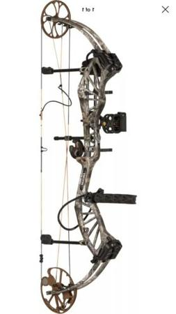 New 2019 Bear Archery Approach RTH Compound Bow #70 RightHan