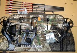 New 2019 Bear Archery Species Compound Bow 70# Realtree EDGE
