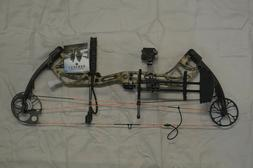 new 2019 species rth compound bow 60