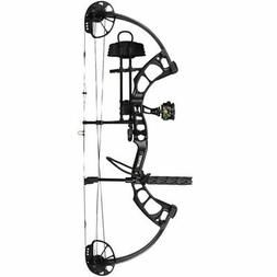 New Bear Archery Cruzer X RTH 5-70# Right Hand Black Bow Pac