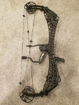 "NEW Gearhead Archery T30 Carbon Compound Bow 30"" Draw  RH LH"