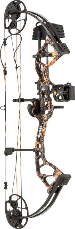 NEW Bear ROYALE Wildfire Bow Pkg 5-50# Left Hand Fast Free S