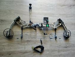 new br33 compound bow 55 70 realtree