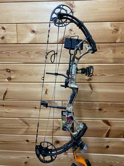 New PSE Brute Force LITE Bow KRYPTEK Camo 70# RH Hunting Rea