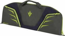 """NEW Allen Compact Compound Bow Case 6062 Navy Lime  34"""" Deer"""