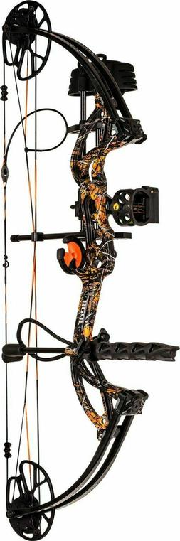 New Bear Cruzer G2 Bow 5-70 LB Complete Ready To Hunt RH  WI