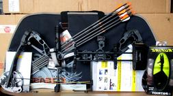 2017 Diamond Bowtech Infinite Edge SB-1 Black BOW Package LH
