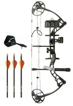 New Diamond Infinite Edge Pro RH 5-70# BlackOps Bow Package