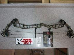 "New PSE Evoke 35 SE Compound Bow, RH. 25-30.5"" DL, 70 #, Mo"