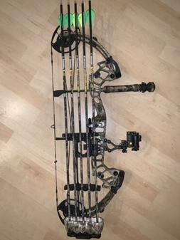 NEW PSE Evolve 28 EC Compound Bow Country Camo 29 In 70 Lbs