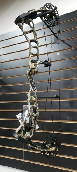 NEW G5 Prime Logic 26.5/60 Realtree Edge Compound Bow CLOSEO