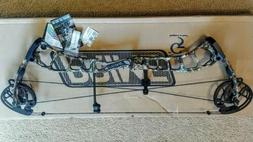 New! G5 Prime Logic Bow, Left Hand, 70lbs Real Tree Edge! 28