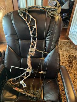 "New ELITE Archery Impulse 31 Bow LH 70lb Set at 28.5"" draw R"