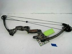 """New Martin Magnum Camouflage Compound Bow 70# 29"""" RH-FAST SH"""