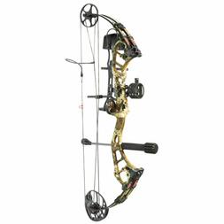New PSE Archery Stinger Max RTS Package Left Hand Mossy Oak