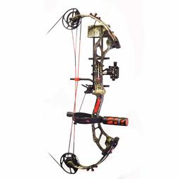 NEW RTS PRO PSE DRIVE-R SD Short Draw BOW Mossy Oak CAMO 70#