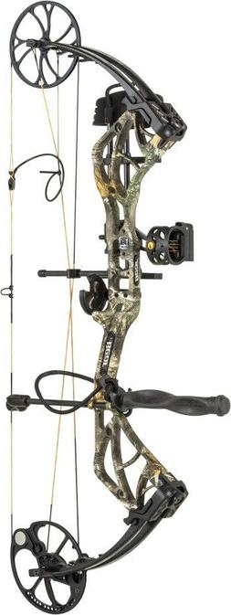 NEW BEAR ARCHERY SPECIES LD RTH BOW PACKAGE, REALTREE EDGE C