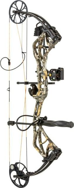 NEW BEAR ARCHERY SPECIES RTH BOW PACKAGE, REALTREE EDGE CAMO