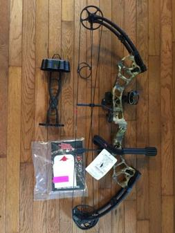 New PSE STINGER EXTREME Compound Bow PKG RTS RTH Mossy Oak C