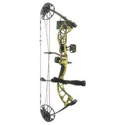 @NEW@ PSE Uprising Youth Camo Compound Bow Package! RH 14-30