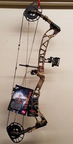 NIB! PSE Archery FEROCITY RH MOBUC RTS PRO PACKAGE 29in. 70l