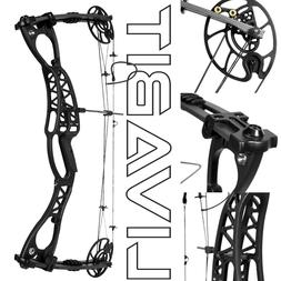 Nightedge Hunting Compound Bow Archery Set Ambidextrous Ligh