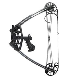 Mandarin Duck Nighthawk 50# Triangle Compound Bow - Right &