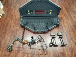 Mathews Outback Bow with Accessories