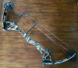 Audax Ox Adult Compound Bow Package in Next Gen Camo Pattern