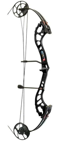 PSE Phenom XT-DC Compound Bow Black Right Hand 60#