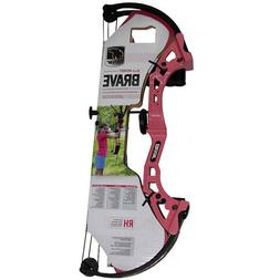 Bear Archery Pink Brave Youth Compound Bow Archery set RH 13