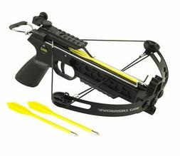 Bolt Crossbows The Pitbull 28 Pound Compound Pistol Crossbow
