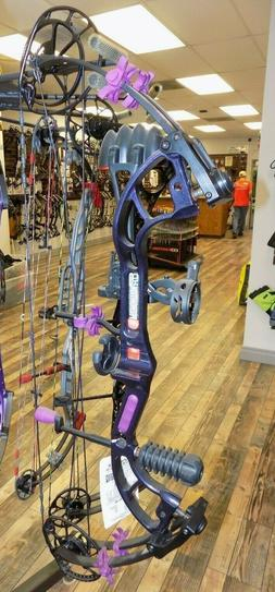"PSE Premonition Stiletto HD Compound Bow RH - 50# -24-30"" Dr"