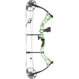 Diamond Prism Bow Package Neon Green 55 Lbs. Right Hand