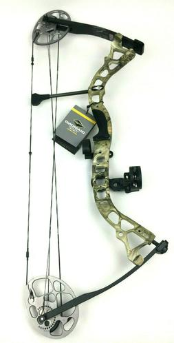 Diamond Prism Compound Bow Package Left Hand Camo 5-55 # Rep