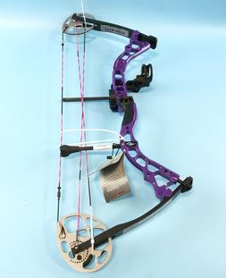 Diamond Archery Prism Compound Bow Package RH 5 55, A12708,