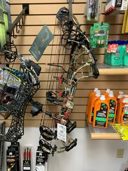 PSE  Prophecy compound bow New!!!