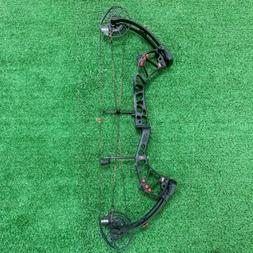 """PSE Evolve 31 Compound Bow EC 29"""" 65Lbs Right Hand - Black"""