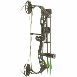 PSE Mini Burner RTS Compound Bow Package For Youth - RH/LH