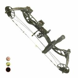 PSE Uprising RTS Compound Bow Package for Adults, Kids & Beg