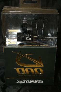 QAD Ultra-Rest Pro HDX Drop Away Rest RH Black