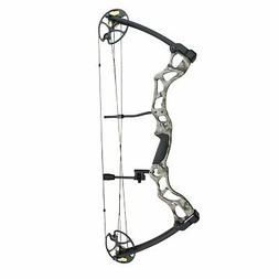 SAS Rage 70 lbs 30'' Adult Compound Bow Package - Green Camo