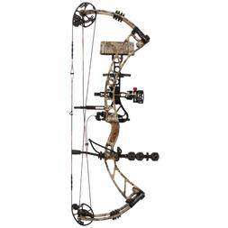 Velocity Retribution Bow Package Kryptek Camo 70# Right Hand