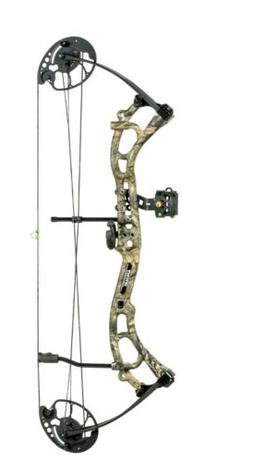 "Bear Salute Compound Bow 50-70# 20-30"" RH Camo BRAND NEW FRE"