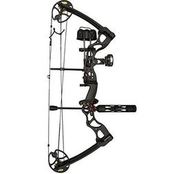 """SAS Rage 70 Lbs 30'' Compound Bow Draw Length 25""""-31"""" Weight"""