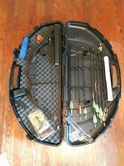 Sentinel Elkhorn Compound Bow, Beginners Archery Lot, Includ