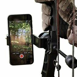 Smartphone Camera Bow Phone Mount for Use with Iphone,samsun