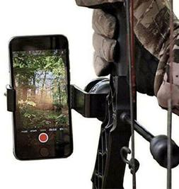 smartphone camera bow phone mount for use